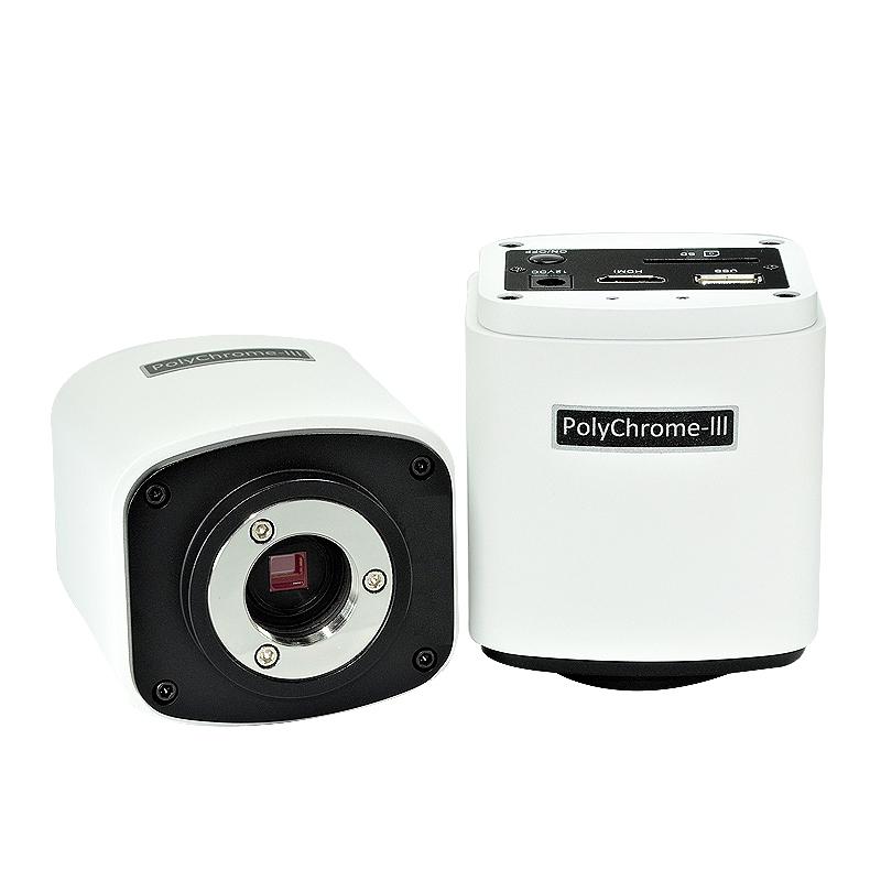 PolyChrome III HD 高解析全彩攝影機